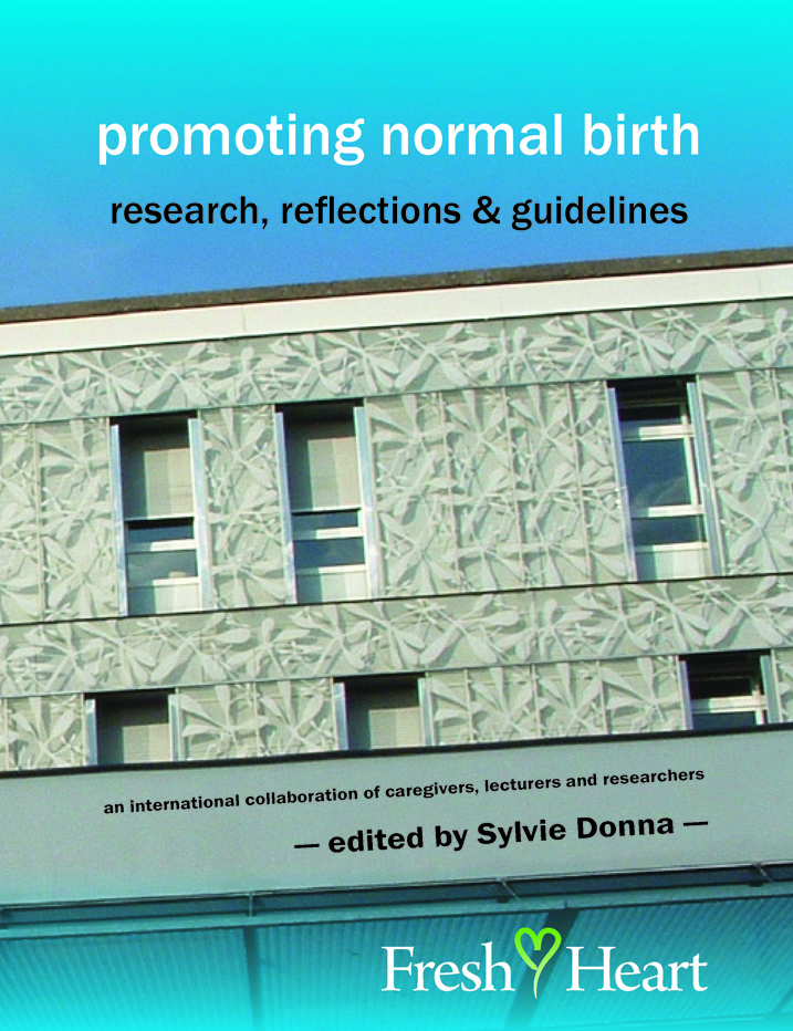 Promoting Normal Birth: Research, Reflections & Guidelines (UK)